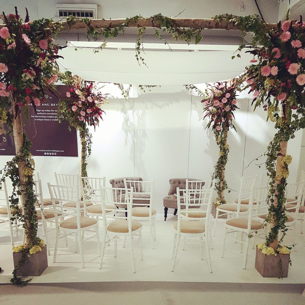 Beyond Weddings Planning pavilion Luxury Wedding Fair
