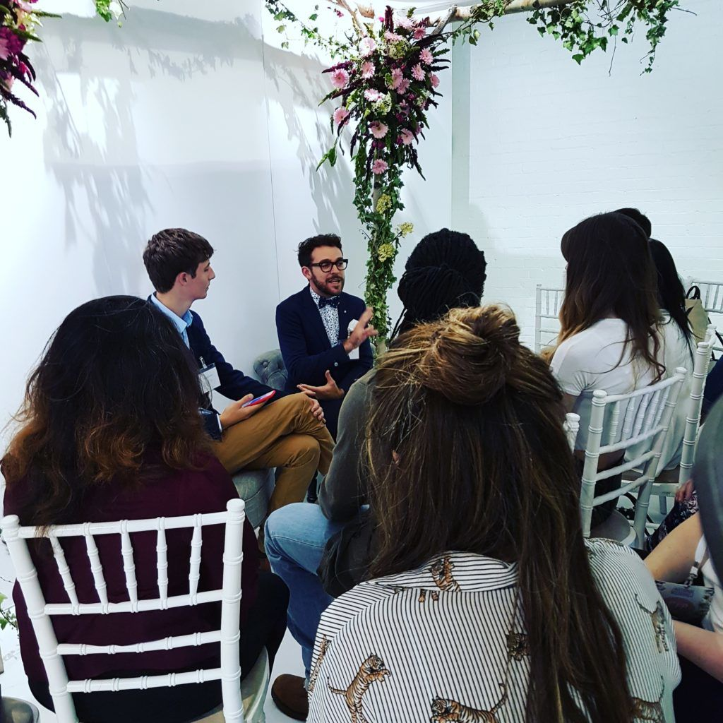 Matthew Oliver Beyond Weddings luxury wedding fair