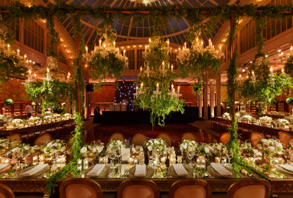 Colin Cowie Wedding Reception | Luxury Wedding Trends 2019 | Beyond Weddings